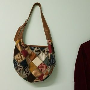 Cute patchwork purse